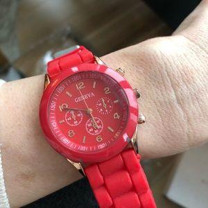 Fun silicone watch